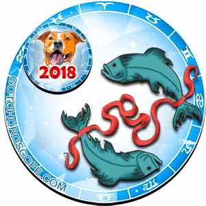 2018 Horoscope for Pisces Zodiac Sign