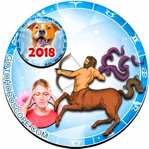 2018 Health Horoscope for Sagittarius Zodiac Sign