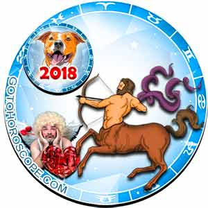 2018 Love Horoscope for Sagittarius Zodiac Sign