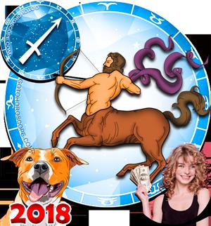 2018 Money Horoscope for Sagittarius Zodiac Sign