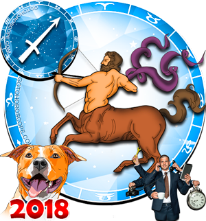 2018 Work Horoscope Sagittarius for the Dog Year