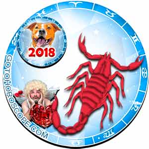 2018 Love Horoscope for Scorpio Zodiac Sign