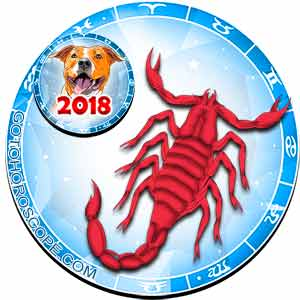 2018 Horoscope for Scorpio Zodiac Sign