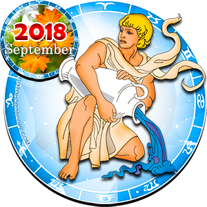 2018 September Horoscope Aquarius for the Dog Year