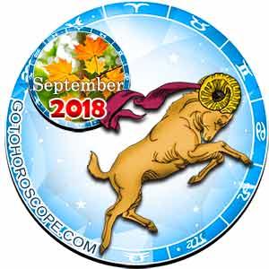 Aries Horoscope for September 2018