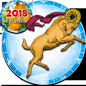 2018 September Horoscope Aries for the Dog Year