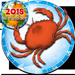 2018 September Horoscope Cancer for the Dog Year