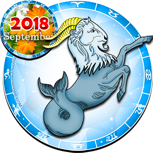 2018 September Horoscope Capricorn for the Dog Year