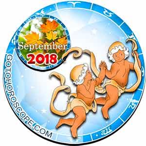 Gemini Horoscope for September 2018