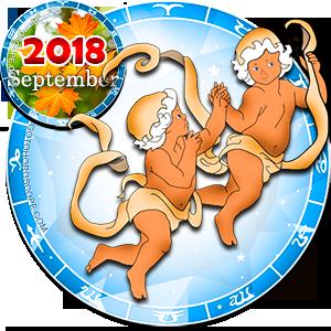 2018 September Horoscope Gemini for the Dog Year