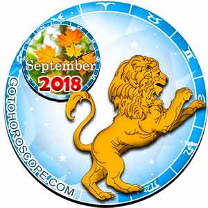 Leo Horoscope for September 2018
