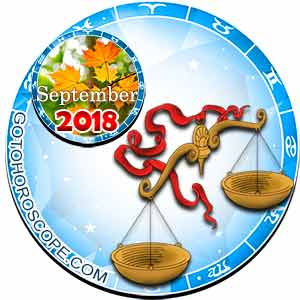 Libra Horoscope for September 2018