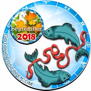 Pisces Horoscope for September 2018