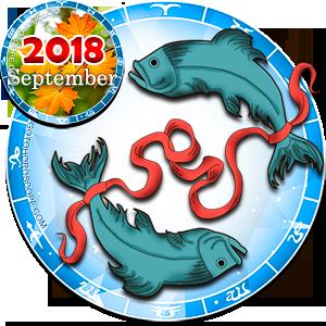 2018 September Horoscope Pisces for the Dog Year