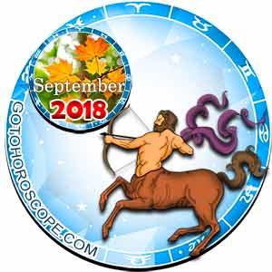 Sagittarius Horoscope for September 2018