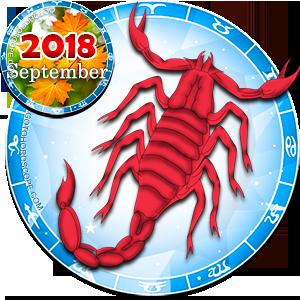 2018 September Horoscope Scorpio for the Dog Year