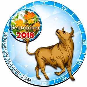 Taurus Horoscope for September 2018