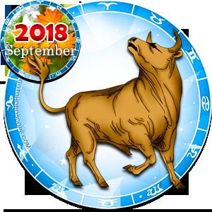 2018 September Horoscope Taurus for the Dog Year