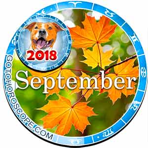 September 2018 Horoscope