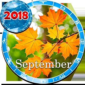 Horoscope for September 2018