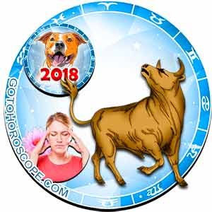 2018 Health Horoscope for Taurus Zodiac Sign