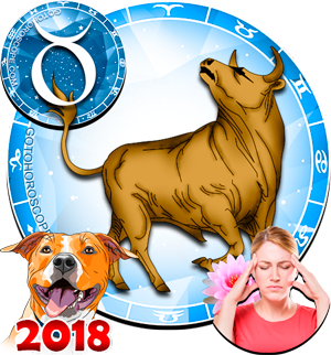 2018 Health Horoscope Taurus for the Dog Year