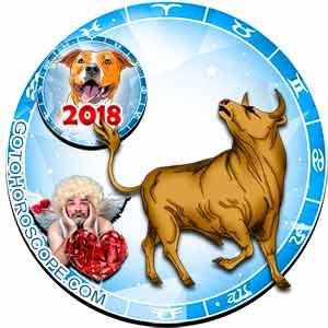 2018 Love Horoscope for Taurus Zodiac Sign