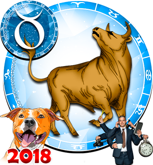 2018 Work Horoscope for Taurus Zodiac Sign