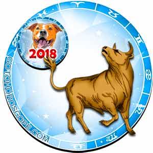 2018 Horoscope for Taurus Zodiac Sign