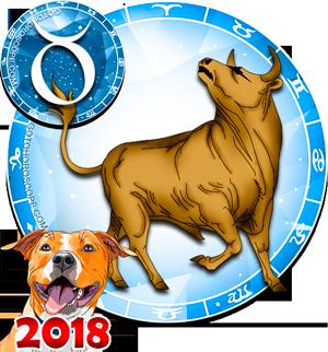2018 Color Horoscope for Taurus Zodiac Sign