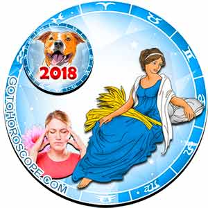 2018 Health Horoscope for Virgo Zodiac Sign