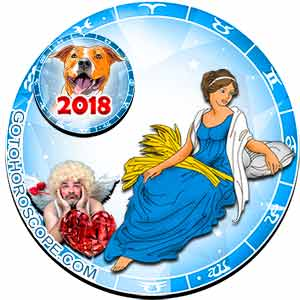 2018 Love Horoscope for Virgo Zodiac Sign
