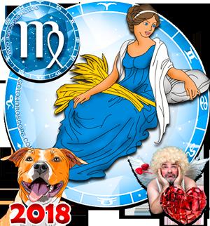 2018 Love Horoscope for Virgo Zodiac Sign