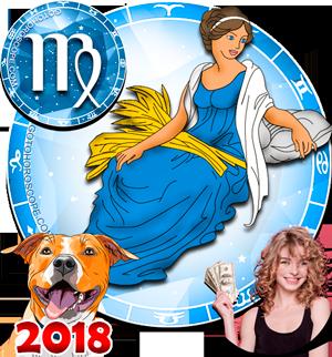 2018 Money Horoscope for Virgo Zodiac Sign