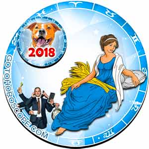 2018 Work Horoscope for Virgo Zodiac Sign