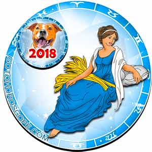 2018 Color Horoscope for Virgo Zodiac Sign