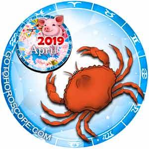 Cancer Horoscope for April 2019