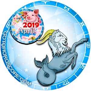 Capricorn Horoscope for April 2019