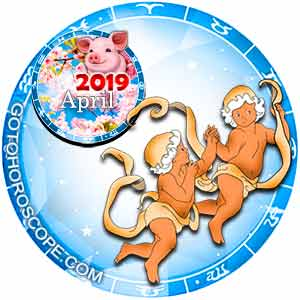 Gemini Horoscope for April 2019