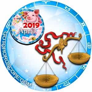 Libra Horoscope for April 2019