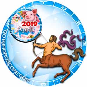 Sagittarius Horoscope for April 2019