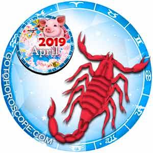 April 2019 Horoscope Scorpio