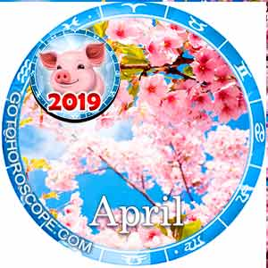 Horoscope for April 2019