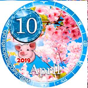 Daily Horoscope April 10, 2019 for all Zodiac signs