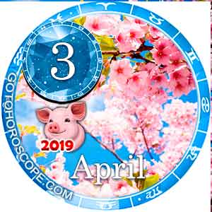Daily Horoscope April 3, 2019 for all Zodiac signs