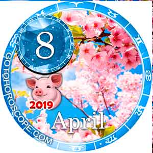 Daily Horoscope for April 8, 2019