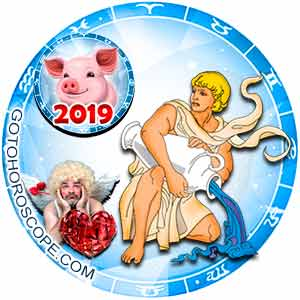 2019 Love Horoscope for Aquarius Zodiac Sign