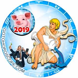 2019 Work Horoscope for Aquarius Zodiac Sign