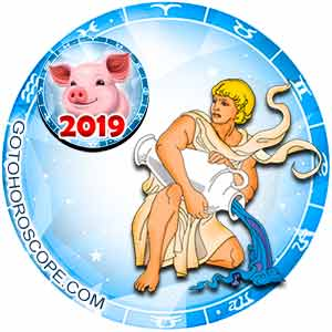 2019 Horoscope for Aquarius Zodiac Sign