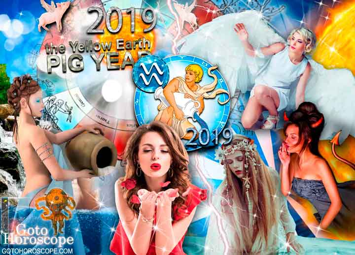 Aquarius 2019 Horoscope Part 1